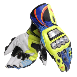 FULL METAL 6  REPLICA GLOVES VR46- Leather