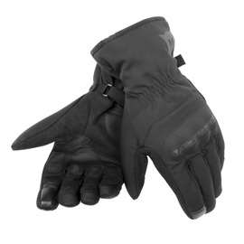 ALLEY UNISEX D-DRY® GLOVES BLACK/BLACK