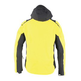 SKYWARD D-DRY® JACKET VIBRANT-YELLOW/BLACK/BLACK