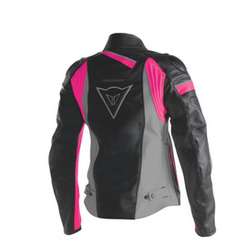VELOSTER LADY LEATHER JACKET