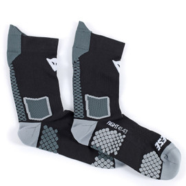D-CORE MID SOCK BLACK/ANTHRACITE