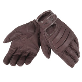 ELLIS LADY GLOVES DARK BROWN