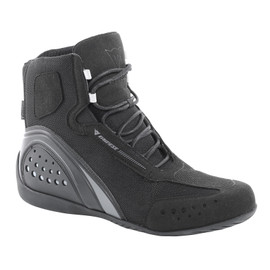 MOTORSHOE LADY D-WP SHOES BLACK/BLACK/ANTHRACITE