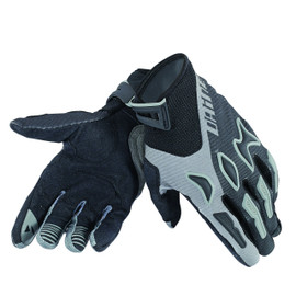 RAPTORS GLOVES BLACK/CASTLE-ROCK