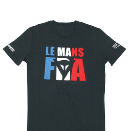LE MANS D1 T-SHIRT BLACK