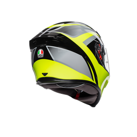 K-5 S E2205 MULTI - TYPHOON BLACK/GREY/YELLOW FLUO - Integrali