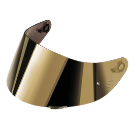 Visor GT2 IRIDIUM GOLD