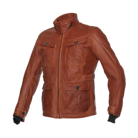 HARRISON JACKET PELLE TAN