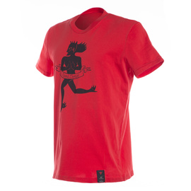 ESSENCE T-SHIRT RED