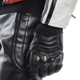 ERGO72 GLOVES BLACK- Dainese72