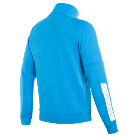 DAINESE FULL-ZIP SWEATSHIRT PERFORMANCE-BLUE- Casual Wear