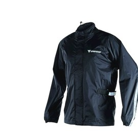 D-CRUST PLUS JACKET BLACK
