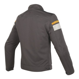 BLACKJACK D-DRY® DARK-BROWN/WHITE- Jackets