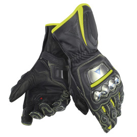 FULL METAL D1 BLACK/YELLOW-FLUO