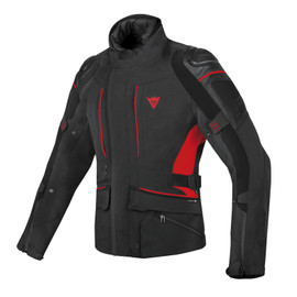 D-CYCLONE GORE-TEX® JACKET BLACK/BLACK/RED