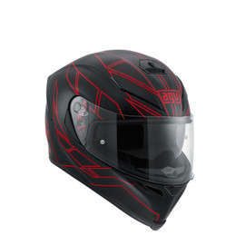 K-5 S E2205 MULTI - HERO BLACK/RED