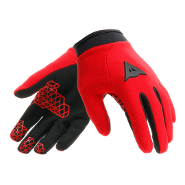SCARABEO GLOVES LIGHT-RED/BLACK