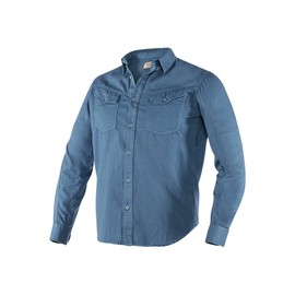 HOFFMAN SHIRT BLUE