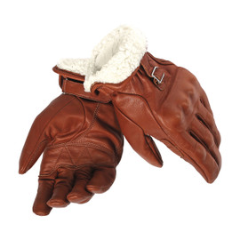 SPENCER GLOVES TAN