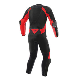 D-AIR® RACING MISANO ESTIVA BLACK/BLACK/FLUO-RED