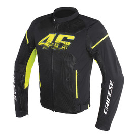 VR46 D1 AIR TEX JACKET VR46