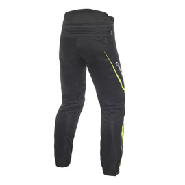 DRAKE AIR D-DRY ® PANTS BLACK/BLACK/YELLOW-FLUO