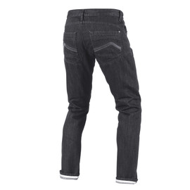 STROKEVILLE SLIM/REG. JEANS BLACK-ARAMID-DENIM