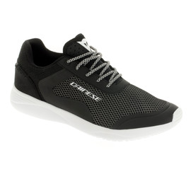 AFTERACE SHOES BLACK/SILVER/WHITE