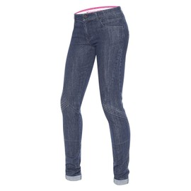 JESSVILLE SKINNY BLUE-DENIM