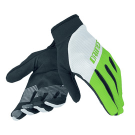 ROCK SOLID-C GLOVES WHITE/GREEN/WHITE