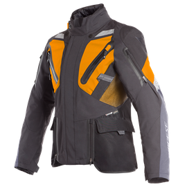 GRAN TURISMO GORE-TEX JACKET BLACK/ORANGE/EBONY