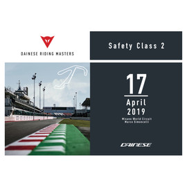 SAFETY CLASS 2 MISANO