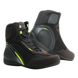 MOTORSHOE D1 AIR BLACK/FLUO-YELLOW/ANTHRACITE