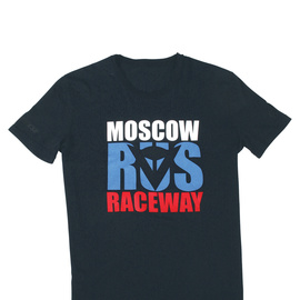 MOSCOW D1 T-SHIRT BLACK- undefined
