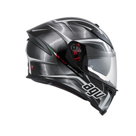 K-5 S E2205 MULTI - HURRICANE BLACK/GUNMETAL/WHITE