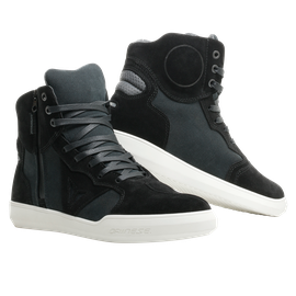 METROPOLIS D-WP SHOES BLACK/ANTHRACITE