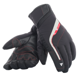 HP2 GLOVES STRETCH-LIMO/HIGH-RISK-RED