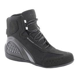 MOTORSHOE D-WP® SHOES JB BLACK/BLACK/ANTHRACITE