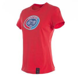 MOTO72 LADY T-SHIRT RED