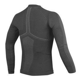 D-CORE NO WIND THERMO TEE LS  BLACK/ANTHRACITE