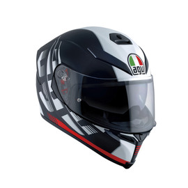 K-5 S E2205 MULTI - DARKSTORM MATT BLACK/RED - K-5 S