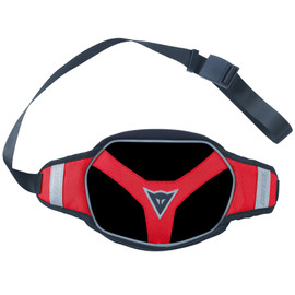 D-EXCHANGE POUCH S BLACK/BLACK/RED