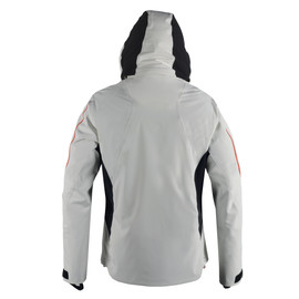 KANDAHAR JACKET  WHITE/BLACK/TEAM-RED