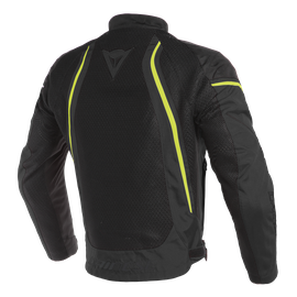 AIR CRONO 2 TEX JACKET BLACK/BLACK/FLUO-YELLOW