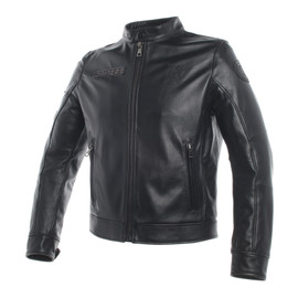 DAINESE LEGACY LEATHER JACKET NERO
