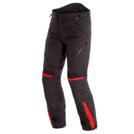 TEMPEST 2 D-DRY PANT BLACK/BLACK/TOUR-RED