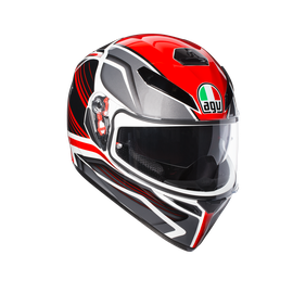 K-3 SV AGV E2205 MULTI PLK - PROTON BLACK/RED - undefined