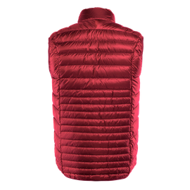 PACKABLE DOWNVEST MAN CHILI-PEPPER- Downjackets