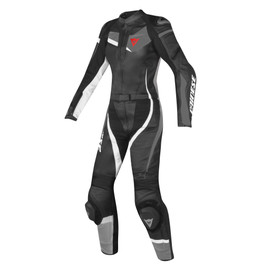 VELOSTER 2 PIECE LADY SUIT BLACK/ANTHRACITE/WHITE