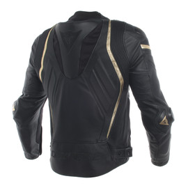 MUGELLO ANNIVERSARIO LEATHER JACKET